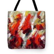 Modern Art Thirty-two Tote Bag