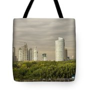 Modern Buenos Aires Tote Bag