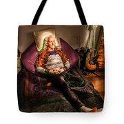Modern Day Jesus Tote Bag