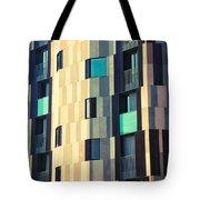 Modern Facade Tote Bag