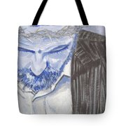 Modern Passion Tote Bag by Robie Benve