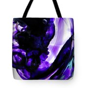 Modern Purple  Tote Bag
