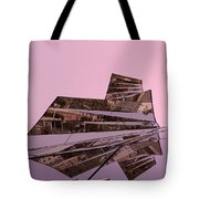 Modern Reflections ... Tote Bag by Juergen Weiss