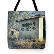 Modern Restrooms Tote Bag