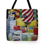 Modern Still Life Tote Bag