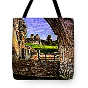 Modernist Painting Tote Bag
