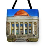 Modoc County California Courthouse Tote Bag