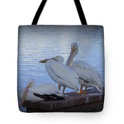 Moe Larry And Curly Tote Bag