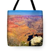Mohave Pt. Grand Canyon Tote Bag