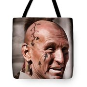 Mohican Tote Bag