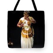 Mohiniyattam Tote Bag