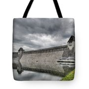 Mohne Dam Wide View Tote Bag
