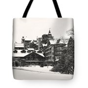 Mohonk Mountain House Tote Bag