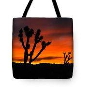 Mojave Morning Tote Bag