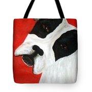 Molly Dog Tote Bag