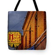 Miss Molly's Hotel Tote Bag