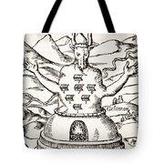 Moloch Tote Bag
