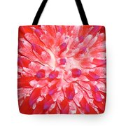 Molokai Bromeliad Tote Bag by James Temple