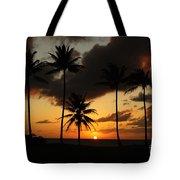 Moloki Sunset Tote Bag