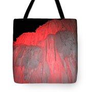 Molten Cherry Tote Bag