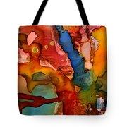 Molten Love Tote Bag