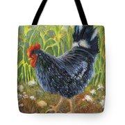 Mom And Chicks Tote Bag