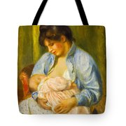 Mom I Love You Tote Bag