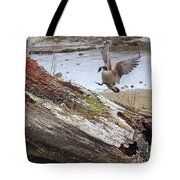 Mom Is Home Tote Bag