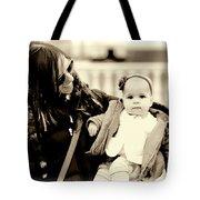 Mom Loves Baby Tote Bag