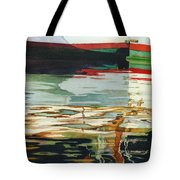Moment Of Reflection Xiii Tote Bag