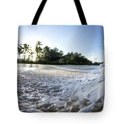 Momentary Foam Creation Tote Bag