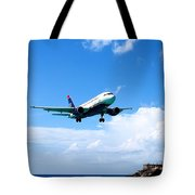 Moments From Touchdown Tote Bag