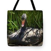 Momma Swan Tote Bag