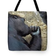 Mommy Are You Asleep Tote Bag