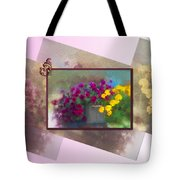 Moms Garden Art Tote Bag