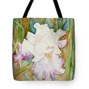 Mom's Iris Tote Bag