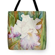 Mom's Iris Tote Bag