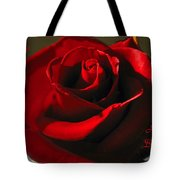 Mom's Red Rose Happy Birthday Wife Tote Bag