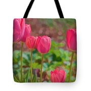 Mom's Spring  Tote Bag