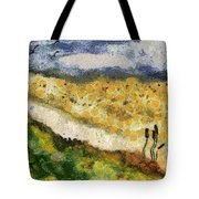 Momzie's Nature -t02-2v03f Tote Bag by Variance Collections