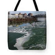 Mon From Smithfield #1 Tote Bag
