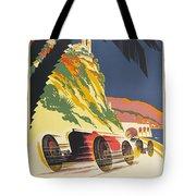 Monaco Grand Prix 1932 Tote Bag