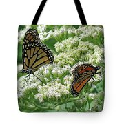 Monarch Butterfly 56 Tote Bag