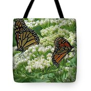 Monarch Butterfly 57 Tote Bag