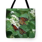 Monarch Butterfly 63 Tote Bag