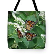 Monarch Butterfly 64 Tote Bag