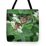 Monarch Butterfly 67 Tote Bag
