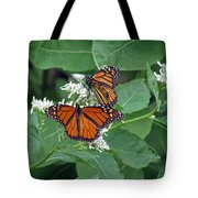 Monarch Butterfly 68 Tote Bag