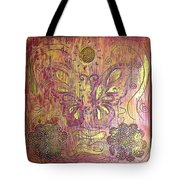 Monarch Butterfly By Alfredo Garcia Tote Bag