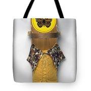 Monarch Butterfly Tote Bag by Douglas K Limon